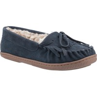 Shoes Women Slippers Hush puppies HPW1000-68-2-3 Addy Navy