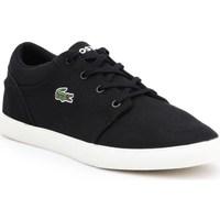 Shoes Men Low top trainers Lacoste Bayliss Black