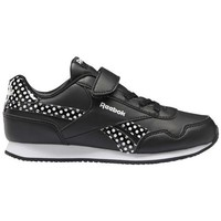 Shoes Children Low top trainers Reebok Sport Royal CL Jogger Black