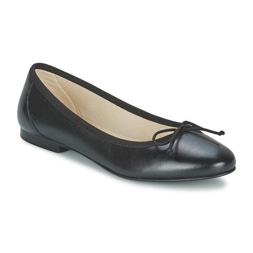 Shoes Women Flat shoes Betty London VROLA Black