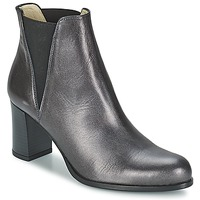 Shoes Women Ankle boots Betty London GALAXY Grey / Brillant