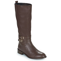 Shoes Women High boots JB Martin AMUSEE Brown