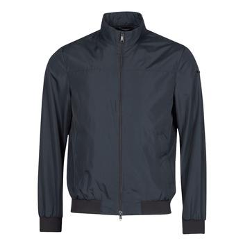 Clothing Men Jackets Geox JHARROD Marine