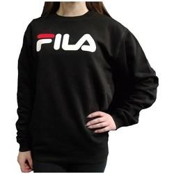 Clothing Sweaters Fila Classi Pure Crew Sweat Black