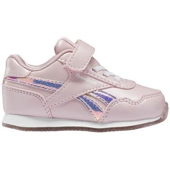 Shoes Children Derby Shoes & Brogues Reebok Sport Royal CL Jogger Pink