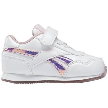 Shoes Children Derby Shoes & Brogues Reebok Sport Royal CL Jogger White