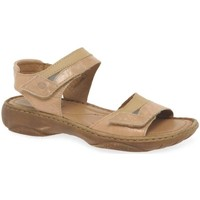 Shoes Women Sandals Josef Seibel Debra 19 Womens Leather Sandals BEIGE