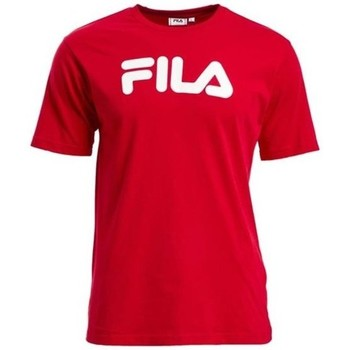 Clothing Short-sleeved t-shirts Fila Classic Pure Red