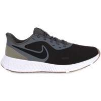 Shoes Men Low top trainers Nike Revolution 5 Black
