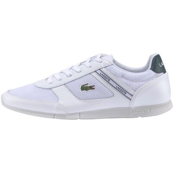 Shoes Men Low top trainers Lacoste Menerva Sport White