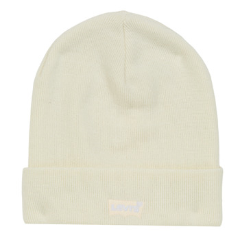 Clothes accessories Women Hats / Beanies / Bobble hats Levi's WOMEN S SLOUCHY BEANIE White