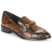 Shoes Women Flat shoes JB Martin AMICALE Brown