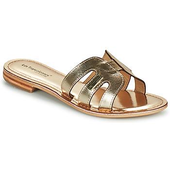 Shoes Women Mules Les Tropéziennes par M Belarbi DAMIA Gold