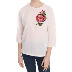 Clothing Women Long sleeved tee-shirts D&G