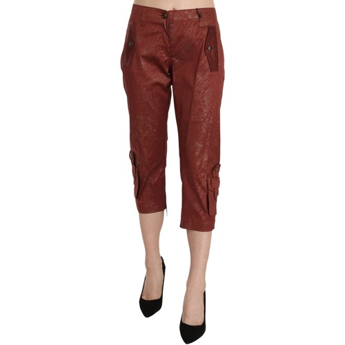 Clothing Women Cropped trousers Roberto Cavalli