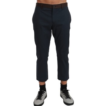 Clothing Men Cropped trousers D&G