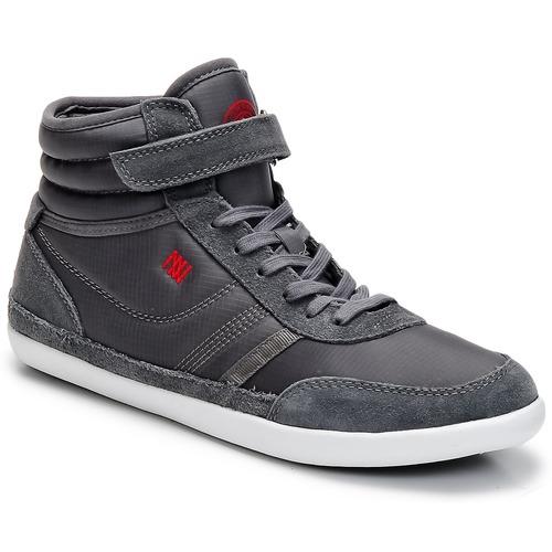 Shoes Women Hi top trainers Dorotennis MONTANTE STREET VELCROS Grey