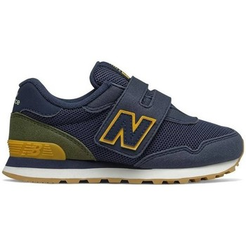 Shoes Children Derby Shoes & Brogues New Balance 515 Navy blue