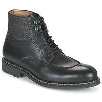 Shoes Men Mid boots Pellet ROLAND Black