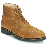 Shoes Men Mid boots Pellet ROLAND Brown