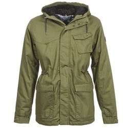 Clothing Men Parkas O'neill ADV OFFSHORE KAKI