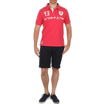 Clothing Men Shorts / Bermudas Les voiles de St Tropez SISTERSHIP Marine