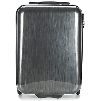 David Jones  RODEMAP 32L  mens Hard Suitcase in grey