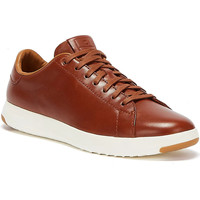 Shoes Men Low top trainers Cole Haan Grandpro Tennis Mens Brown Trainers Brown