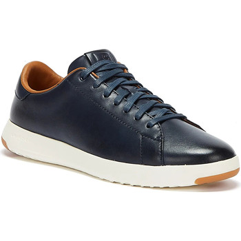 Shoes Men Low top trainers Cole Haan Grandpro Tennis Mens Navy Trainers Navy