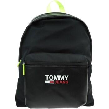 Bags Handbags Tommy Hilfiger Tjm Campus Twist Dome Black