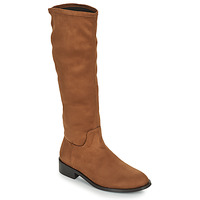 Shoes Women High boots JB Martin AMOUR Brown