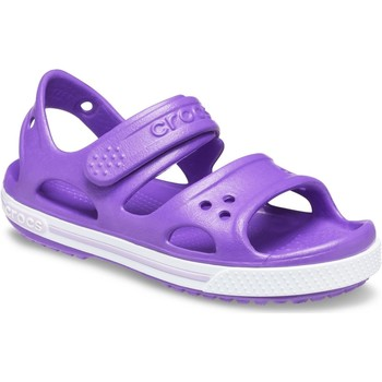 Shoes Children Water shoes Crocs 14854-518-C4 Kids Crocband ll Sandal Neon Purple