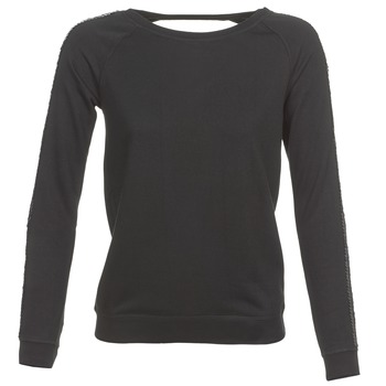Clothing Women jumpers Le Temps des Cerises DARLA Black
