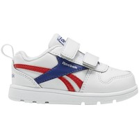 Shoes Children Low top trainers Reebok Sport Royal Prime White, Red, Blue