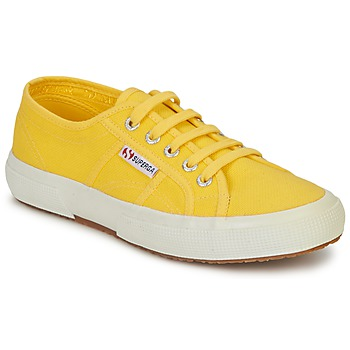 Shoes Women Low top trainers Superga 2750 COTU CLASSIC Sunflower