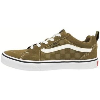 Shoes Women Derby Shoes & Brogues Vans Filmore Olive