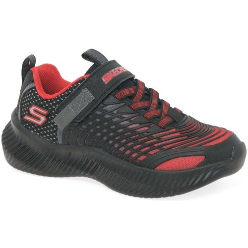 Shoes Boy Low top trainers Skechers Optico Boys Sports Trainers Multicolour
