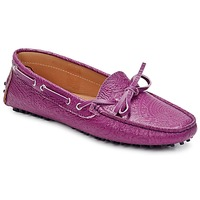 Shoes Women Boat shoes Etro MOCASSIN 3773 Purple