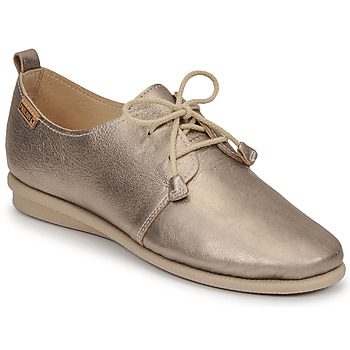 Shoes Women Derby Shoes Pikolinos CALABRIA W9K Gold