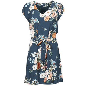 Clothing Women Short Dresses Betty London OWAKA Marine / Multicolour