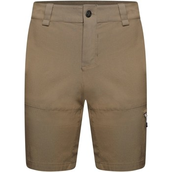 Clothing Men Shorts / Bermudas Dare 2b TUNED IN OFFBEAT Shorts Gold Sand Beige Beige