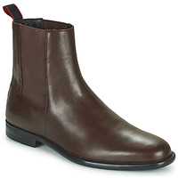 Shoes Men Mid boots HUGO KYRON CHEB Brown