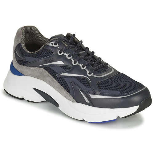 Shoes Men Low top trainers BOSS ARDICALRUNN MELT Marine