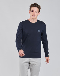 Clothing Men Long sleeved tee-shirts BOSS TACKS Marine