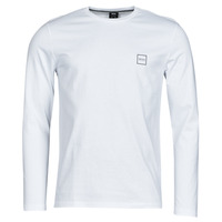 Clothing Men Long sleeved tee-shirts BOSS TACKS White