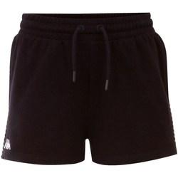 Clothing Women Shorts / Bermudas Kappa Irisha Black