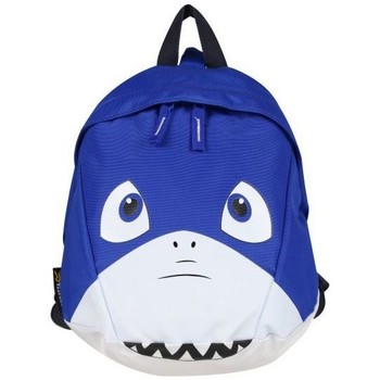 Bags Children Rucksacks Regatta ROARY ANIMAL Backpack Blue