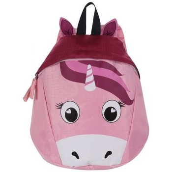 Bags Children Rucksacks Regatta ROARY ANIMAL Backpack Pink