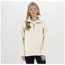 Clothing Women Fleeces Regatta SOLENNE Fleece White