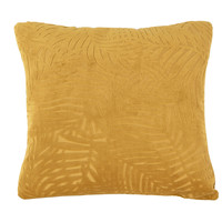 Home Cushions Present Time PALM LEAVES Caramel